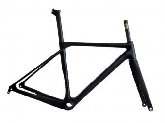Internal Cable Routing Carbon  Frame